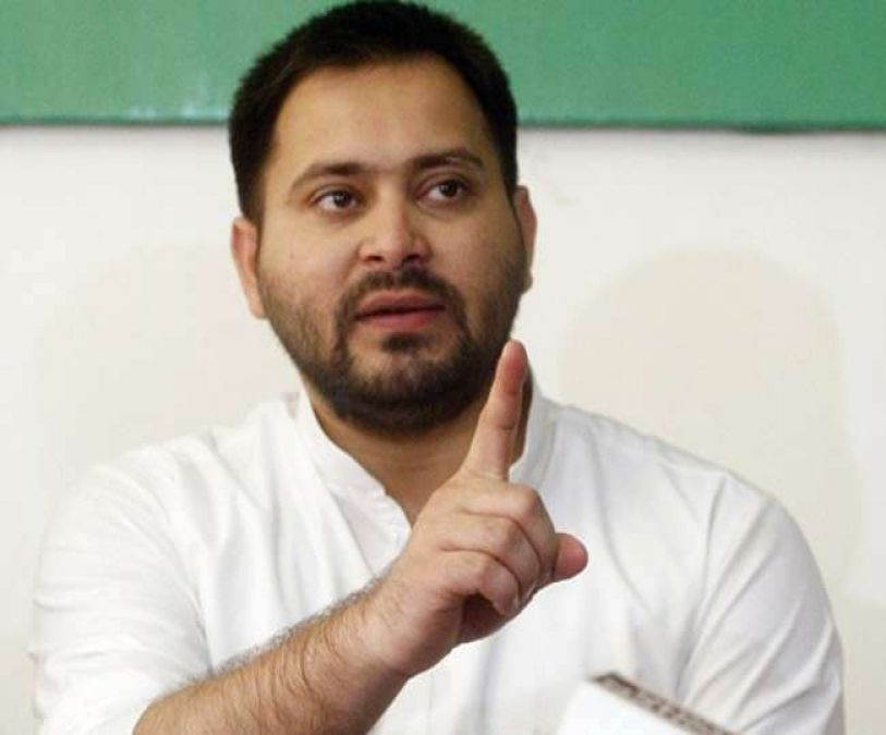 Big announcement of Tejashwi Yadav says,