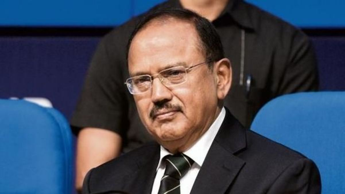 National security advisor Ajit Doval handled this controversial matter