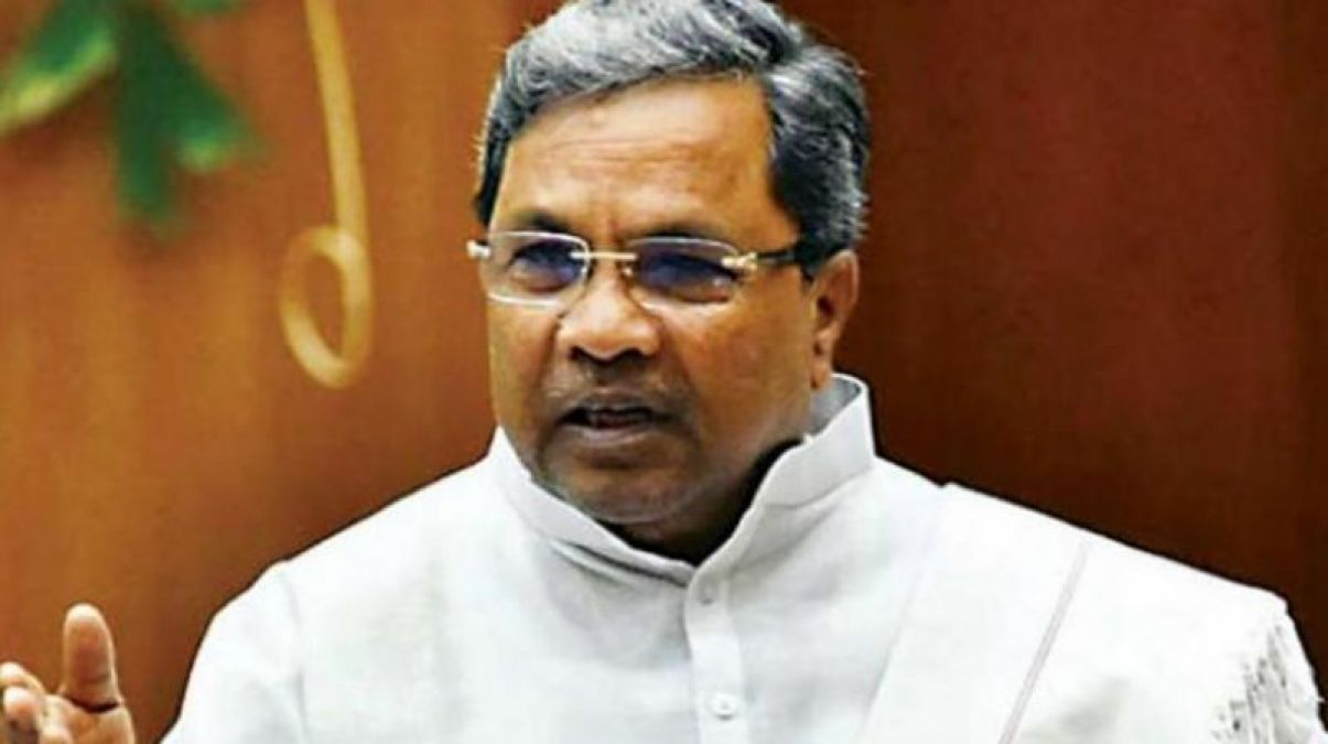 Siddaramaiah admitted to hospital after complain of chest