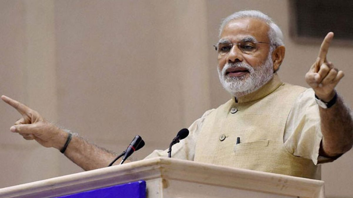 PM Modis strict warning to BJP MPs,
