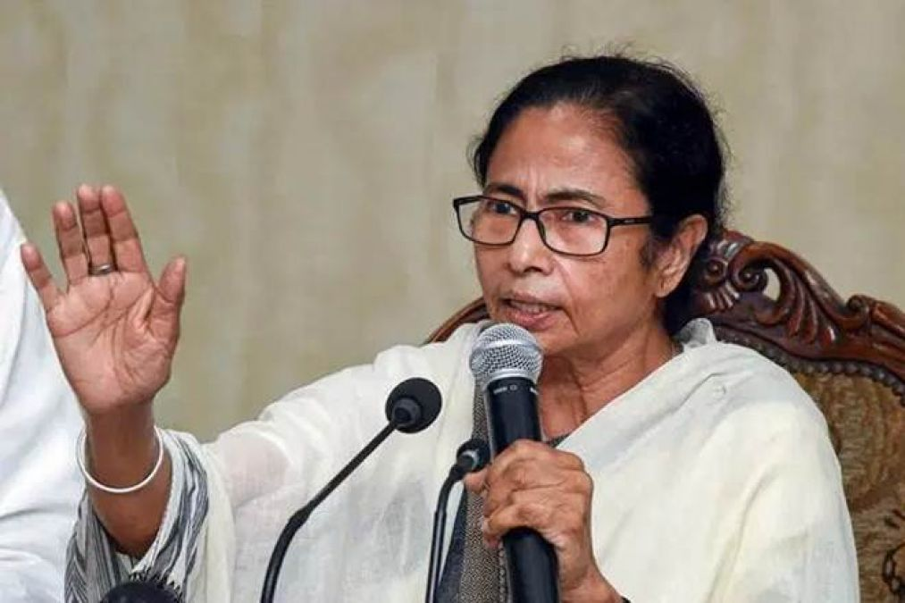 Mamta Banerjee attacks BJP says,