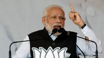 PM Modi during Jharkhand rally, says,