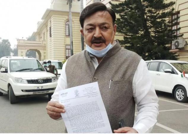 क्या बिहार में ख़त्म होगी शराबबंदी ? कांग्रेस विधायक ने सीएम नितीश को लिखा पत्र