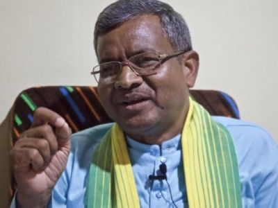 Jharkhand elections: Babulal Marandi says, 'will discuss alliance after results get out''