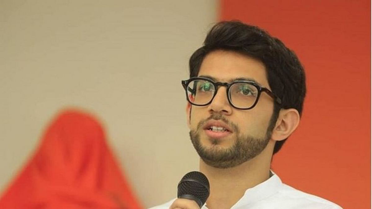 Mumbai: Aditya Thackeray takes a dig at the opposition, says 'We understand  pain of BJP"