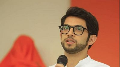 Mumbai: Aditya Thackeray takes a dig at the opposition, says 'We understand pain of BJP