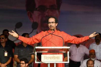 CM Uddhav Thackeray gives land at low rates to Sharad Pawar's organization