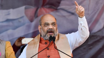 Home Minister Amit Shah plays new claim on the last chance to win Delhi's election riot