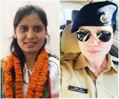 Chhattisgarh women MLA threatens IPS