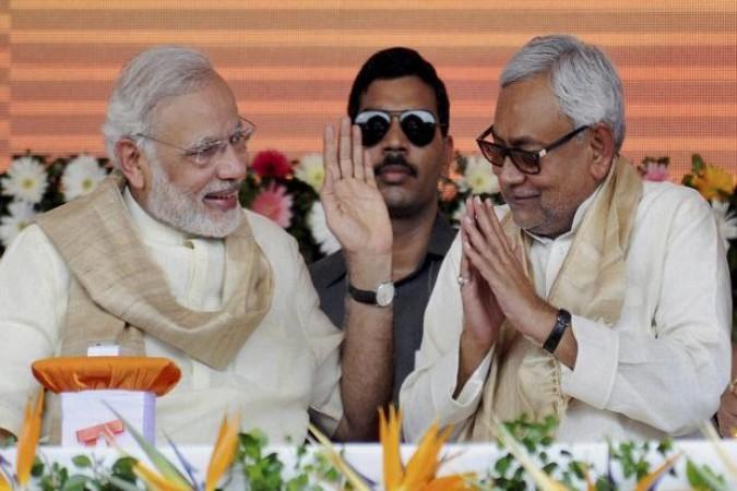 बिहार में पोस्टर वॉर ने लिया नया रूप, भाजपा की तीन साजिशों को किया गया हाईलाइट!