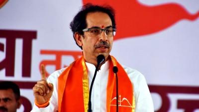 CM Uddhav Thackeray challenges BJP, says 'If you dare ...'