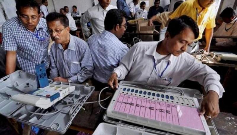 गुजरात निकाय चुनाव में बड़ी जीत की तरफ भाजपा, 40 सीटों पर किया कब्ज़ा, मतगणना जारी