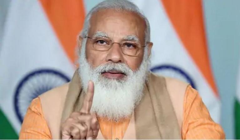 IIT खड़गपुर के स्टूडेंट्स को पीएम मोदी ने दिया 'सेल्फ थ्री' का मन्त्र, बोले- असफलता सफलता का आधार है...