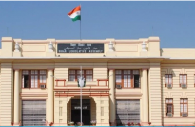Fuss over budget in Bihar Legislative Assembly, issues raised from farmers agitation to liquor ban