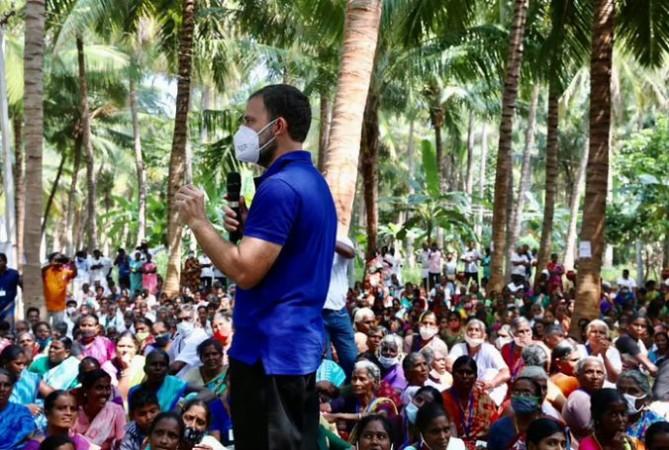 संवैधानिक संस्थाओं को नष्ट कर रही मोदी सरकार, न्यायपालिका पर नहीं रहा विश्वास - राहुल गांधी