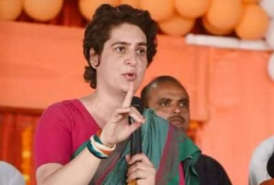 Priyanka's letter reaches home of those died in CAA protest, says,