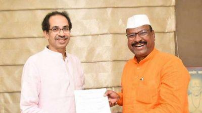 Abdul Sattar met CM Uddhav Thackeray, makes big statement regarding resignation