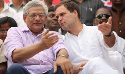 Congress with Left parties for upcoming West Bengal Assembly polls, hold talks on seat sharing