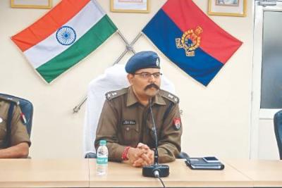 SSP Vaibhav Krishna's confidential letter leak, demand for open discussion on case