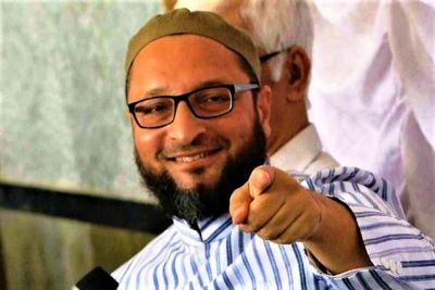Asaduddin Owaisi's party to contest civic body polls in MP AIMIM