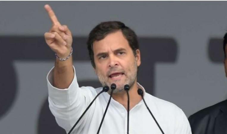 किसान आंदोलन: केंद्र पर फिर भड़के राहुल गांधी, कहा- सरकार के इरादों को समझता है अन्नदाता