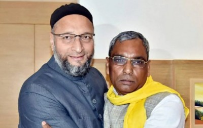 Owaisi will visit Azamgarh for UP Assembly election campaign today