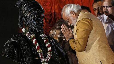 Shiva Sena slams Maratha king's descendants for comparing Shivaji with PM Modi