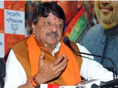 Kailash Vijayvargiya claims,
