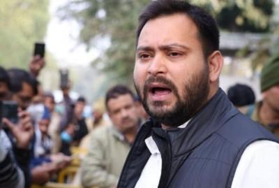 Rupesh Kumar case: Tejashwi Yadav lashes out at Nitish Kumar