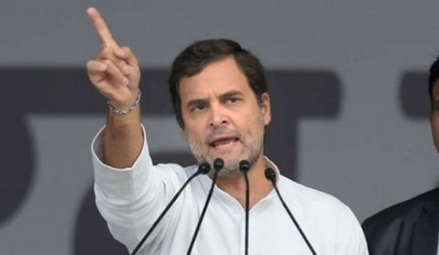 Rahul Gandhi's says Congress won't lag behind till government withdraws agriculture law