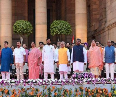 Jammu and Kashmir: 36 Union Ministers formulated mega plan to take stock of Valley's peace