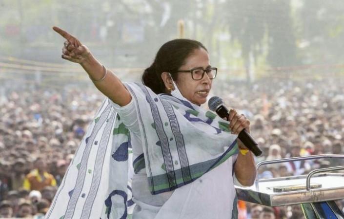 ममता बनर्जी का बड़ा ऐलान, नंदीग्राम से लड़ेंगी इस बार का विधानसभा चुनाव