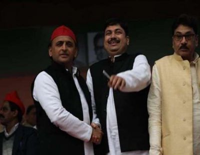 Big shock to BJP in UP, this powerful leader is to join SP