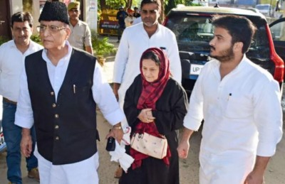 Supreme Court gives relief to Azam Khan's wife and son