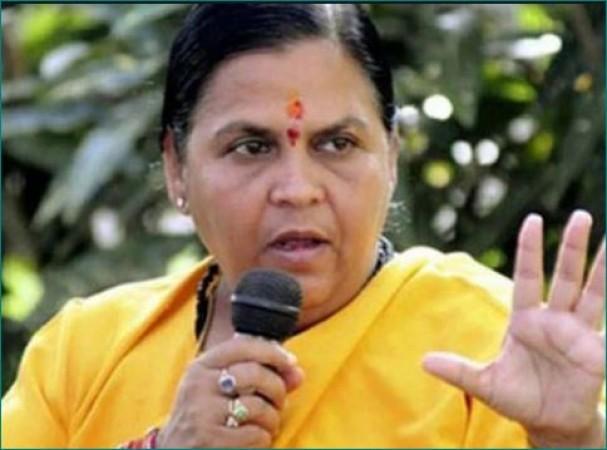 किसान आंदोलन पर उमा भारती बोलीं- 'दोनों पक्षों को अहंकार एवं हठ से मुक्त होना होगा'