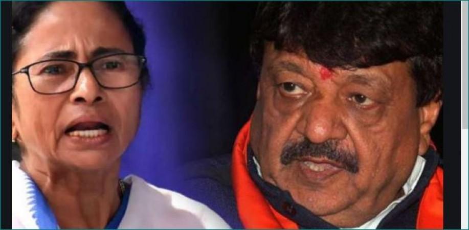 ममता बनर्जी पर बरसे BJP नेता कैलाश विजयवर्गीय, कहा- 'यह कैसी राजनीति?'