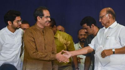 Thackeray-Pawar's phones were taped during the assembly elections, now Uddhav government set up an inquiry
