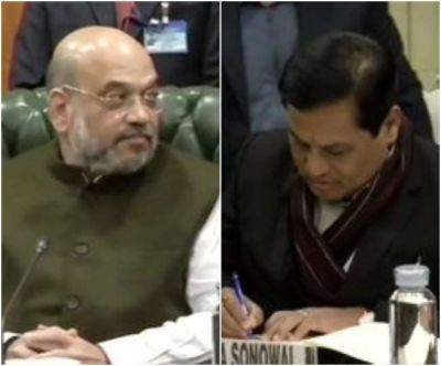 Demand for separate Bodoland ended in Amit Shah's presence, agreement for peace signed