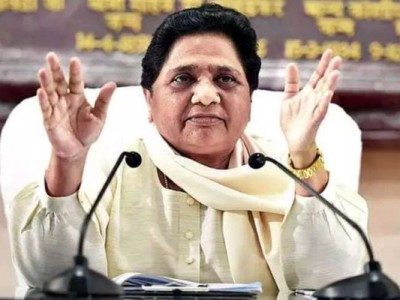 Mayawati said this on violence during tractor march