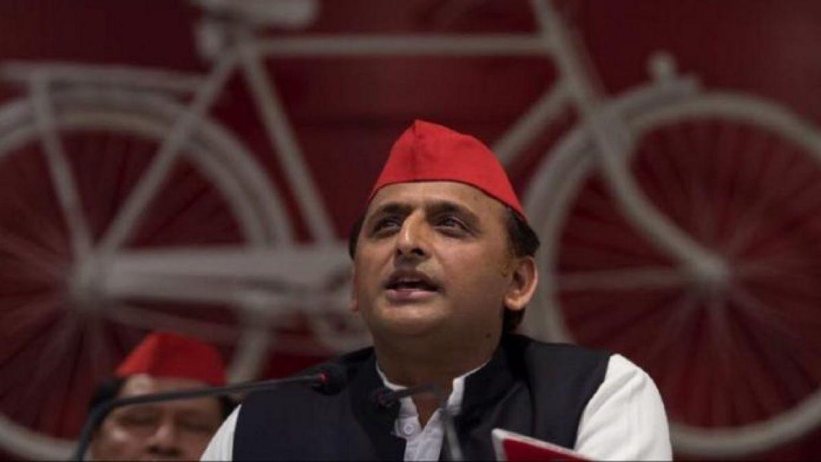 भाजपा पर सपा प्रमुख अखिलेश यादव का तंज, गंगा यात्रा को बताया नया राजनीतिक प्लान
