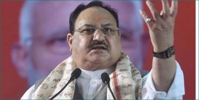 BJP president JP Nadda announces 'alliance with AIADMK in Tamil Nadu'
