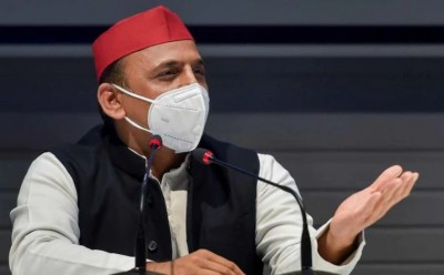 On his birthday, Akhilesh again hits out at Modi government says,
