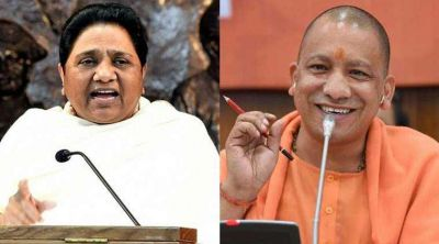 Mayawati attacks Yogi  government's decision to include 17 castes in SC category