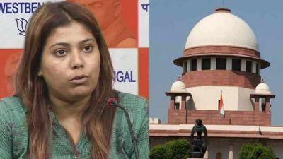 भाजपा नेता प्रियंका शर्मा की रिहाई में हुई देरी, SC ने ममता सरकार को भेजा अवमानना नोटिस