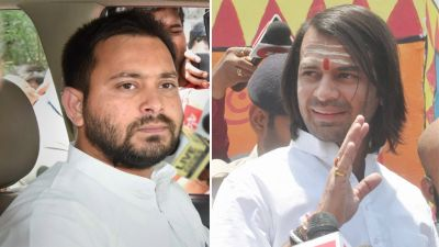Tejaswi put a condition of expelling tej Pratap from party