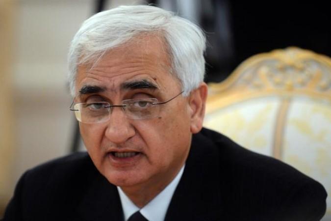 सलमान खुर्शीद ने केंद्र सरकार को दी सलाह, राष्ट्रहित में कांग्रेस को न करें नजरअंदाज