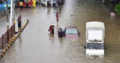 Rain-hits Mumbai, Shiv Sena posts a write-up in 'Saamna' but edges out from responsibility