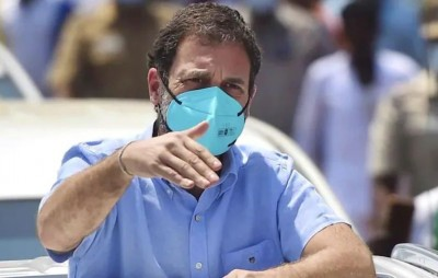 What actually does Rahul Gandhi tweet with 'Mind the gapp' means? Know here