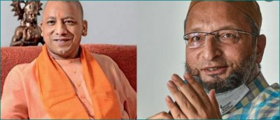 CM Yogi Adityanath tells Asaduddin Owaisi that the country's top leader, know what's the matter is?