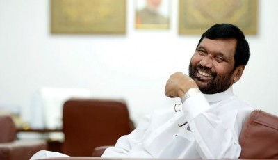 Ram Vilas Paswan came into politics leaving the post of DSP